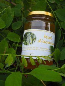 Miel d'acacia 2020